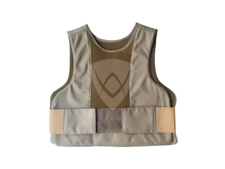 LEVEL IIIA BULLETPROOF & ANTI-STAB VEST BV-004 front
