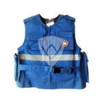 Level IIIA Coast Guard Floating Patrol Vest front