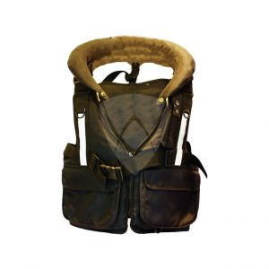 Military Life Vest front